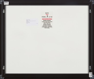 View 8. Thumbnail of Lot 287. GILBERT & GEORGE   MUFTI.