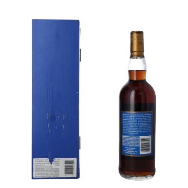 View 2. Thumbnail of Lot 13. The Macallan 30 Year Old Sherry Oak Blue Box 43.0 abv NV (1 BT).
