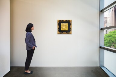 View 3. Thumbnail of Lot 4. LUCIO FONTANA | CONCETTO SPAZIALE.