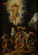 SOUTH GERMAN SCHOOL, CIRCA 1600 | The Resurrection of Christ