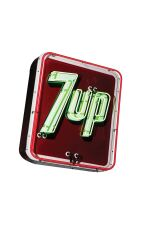 7-UP Neon Sign