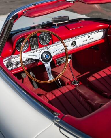 View 96. Thumbnail of Lot 65. 1960 Mercedes-Benz 300SL Roadster.
