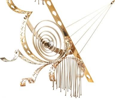 DIAMOND COLLIER 'MECCANICHE' (COLLIER CON DIAMANTE), SEBASTIANO BALBO