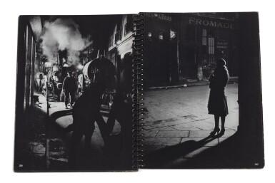 View 3. Thumbnail of Lot 63. (book) Paris de Nuit, 1932.