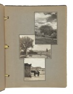GEORGIA O'KEEFFE |  AN ALBUM OF PHOTOGRAPHS OF GHOST RANCH. CIRCA 1940S