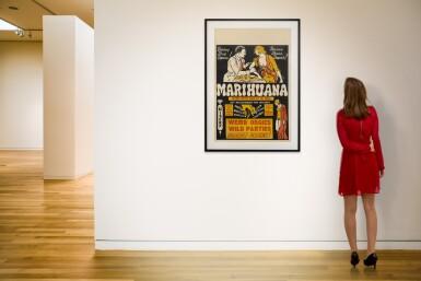 MARIHUANA (1936) POSTER, US