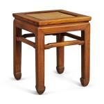 A 'huanghuali' stool, Qing dynasty