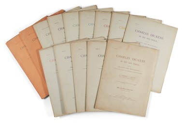 Kitton, Charles Dickens by Pen and Pencil, 1889-1890, first edition