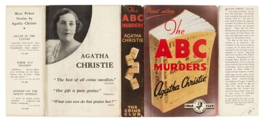 View 3. Thumbnail of Lot 49. Agatha Christie   The ABC Murders, 1936.