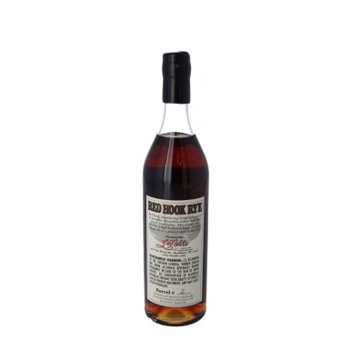 View 2. Thumbnail of Lot 34. LeNell Red Hook Rye 24 Year Old Barrell #2 66.4 abv NV (1 BT75).