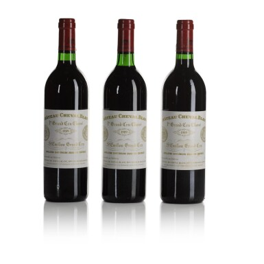 View 3. Thumbnail of Lot 276. Château Cheval Blanc 1989  (12 BT).