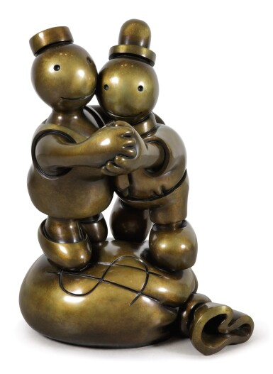 View 1. Thumbnail of Lot 117. TOM OTTERNESS | FREE MONEY.