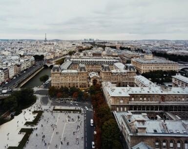 View 1. Thumbnail of Lot 27. Île de la Cité I, Paris.