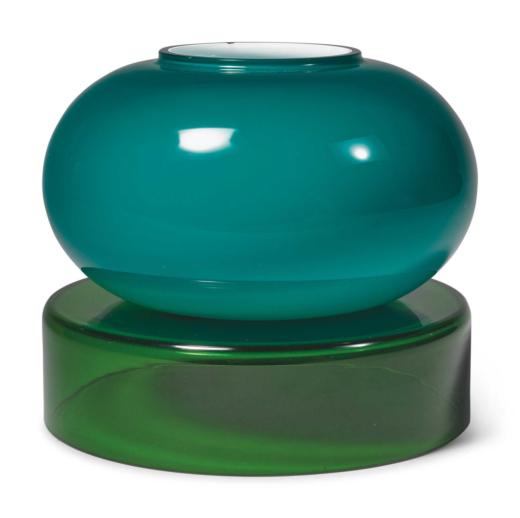 View full screen - View 1 of Lot 46. ETTORE SOTTSASS | VASE.