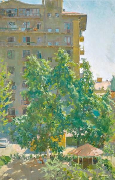 YAKOV MARKOVICH KHAIMOV | Dom Khudozhnika, Moscow