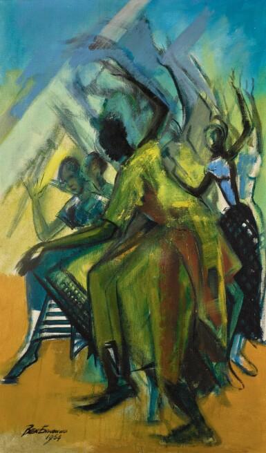 BEN ENWONWU | AFRICA DANCES