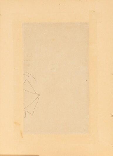 View 2. Thumbnail of Lot 101. Pas de chance (Portrait de Marcel Servais).