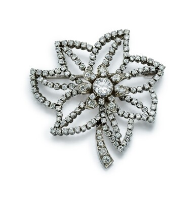 DIAMOND BROOCH | 鑽石別針