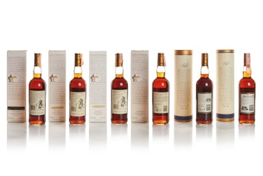 View 2. Thumbnail of Lot 4. THE MACALLAN 18 YEAR OLD 43.0 ABV 1981  .