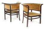 MARCEL KAMMERER | PAIR OF ARMCHAIRS