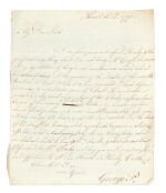 George IV, as Prince of Wales, and Prince Frederick, letters to the Earl of Holdernesse, and related papers