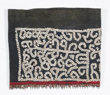 View 3. Thumbnail of Lot 22. Deux jupes, Indonésie, début du 20e siècle | Two skirts, Indonesia, early 20th century.