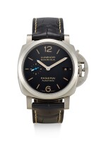 PANERAI | A LIMITED EDITION STAINLESS STEEL WRISTWATCH WITH DATE, CIRCA 2017