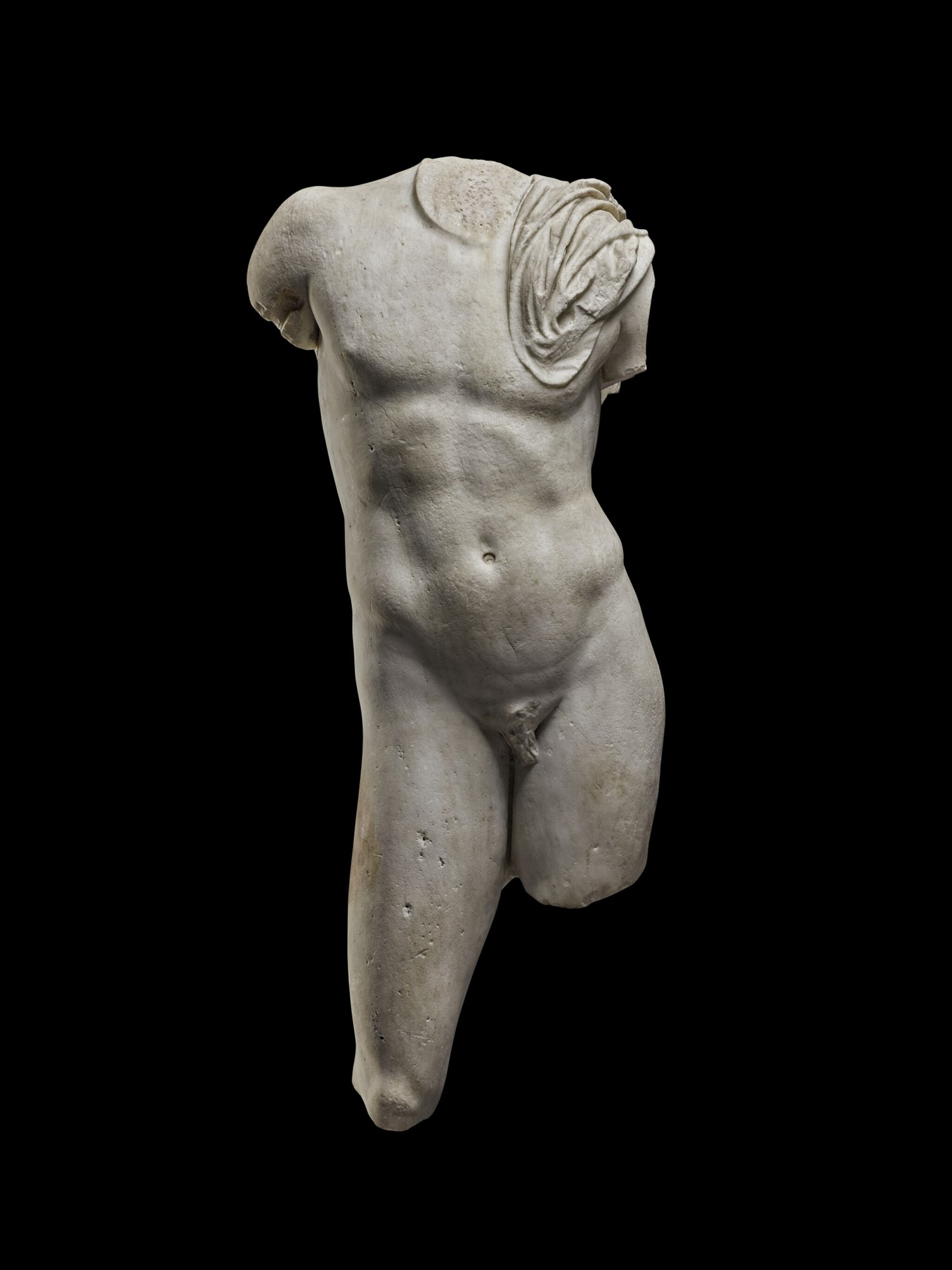 View 1 of Lot 69. A Roman Marble Torso of a Youth, circa 1st Century A.D..