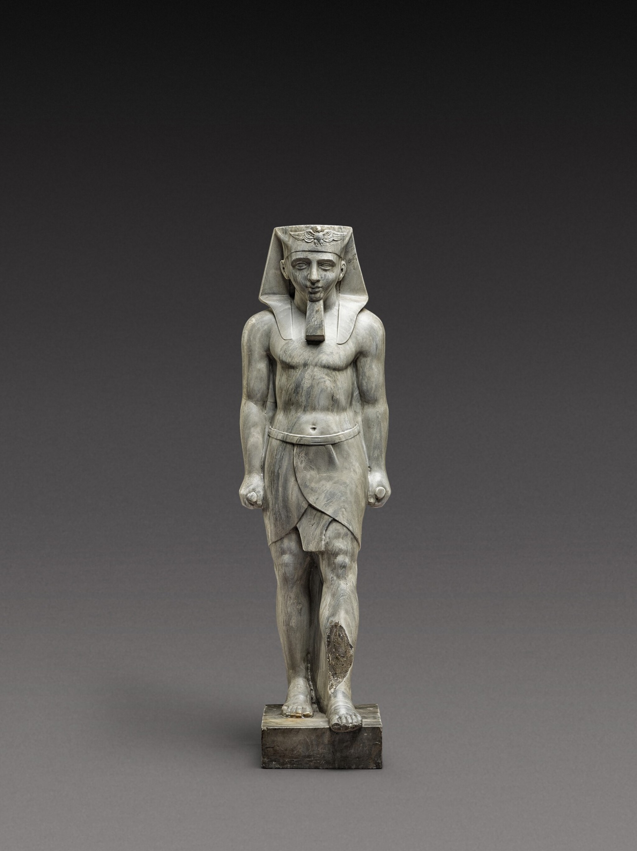 View 1 of Lot 115. French, in Ancient Egyptian Style | Pharaoh.