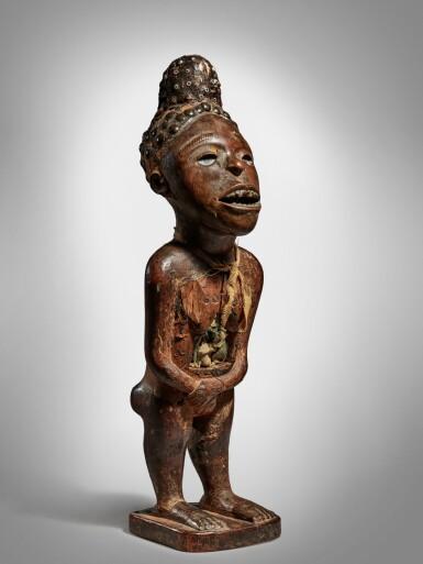 View 2. Thumbnail of Lot 75. Kongo Power Figure, Democratic Republic of the Congo.