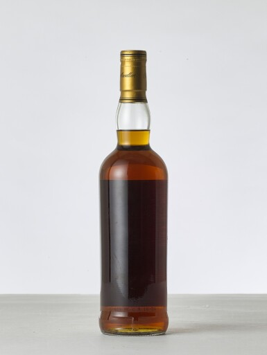 View 2. Thumbnail of Lot 2008. The Macallan 25 Year Old Anniversary Malt 43.0 abv 1968 (1 BT70).