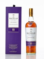 The Macallan 15 Year Old Gran Reserva 43.0 abv NV (1 BT70)