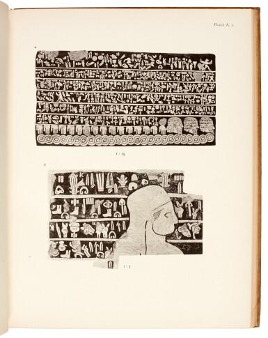 View 3. Thumbnail of Lot 98. LAWRENCE, T.E., contrib.| Carcamesh, parts 1-3, 1914-1952.