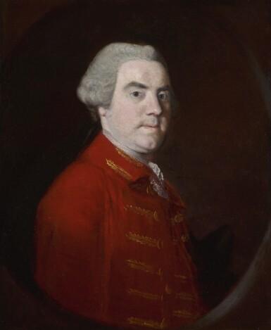 SIR JOSHUA REYNOLDS, P.R.A. | Portrait of Sir Robert Palk (1717–98), Governor of Madras