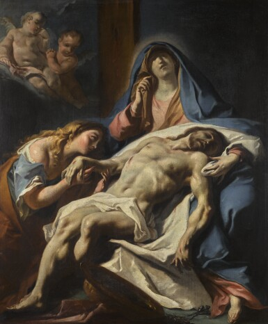 CARLO INNOCENZO CARLONE | The Lamentation