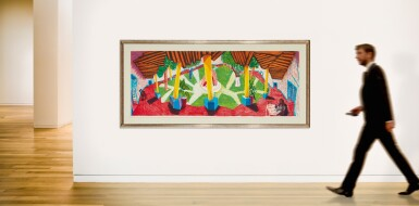 View 3. Thumbnail of Lot 41. DAVID HOCKNEY | HOTEL ACATLÁN: TWO WEEKS LATER (MUSEUM OF CONTEMPORARY ART, TOKYO 271).