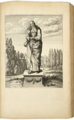 HOMER — JOHN OGILBY | Homer his Iliads Translated, adorn'd with sculpture, and illustrated with annotations. London: printed by Thomas Roycroft, to be had at the author's house, 1660