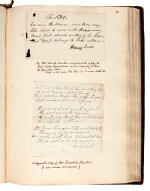 T. GWATKIN | Autograph album, early 19th century