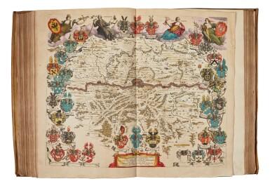 View 6. Thumbnail of Lot 285. Blaeu. Theatrum Orbis Terrarum. 1640-1654.