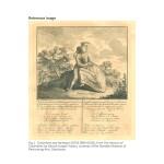 A RARE MEISSEN 'COMMEDIA DELL'ARTE' GROUP OF 'THE INDISCREET HARLEQUIN' CIRCA 1740