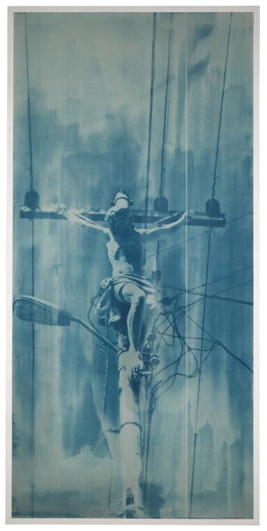 View 2. Thumbnail of Lot 41. Electric Jesus.
