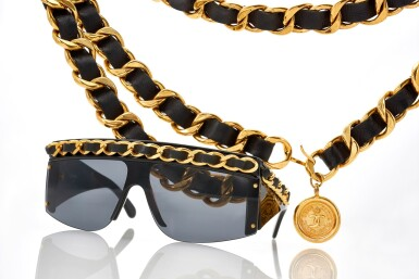 View 7. Thumbnail of Lot 17. COLLECTION OF ACCESSORIES, CHANEL.