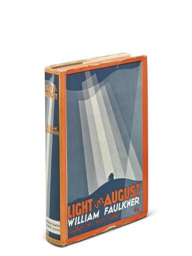 FAULKNER, WILLIAM | Light in August. New York: Harrison Smith & Robert Haas, 1932