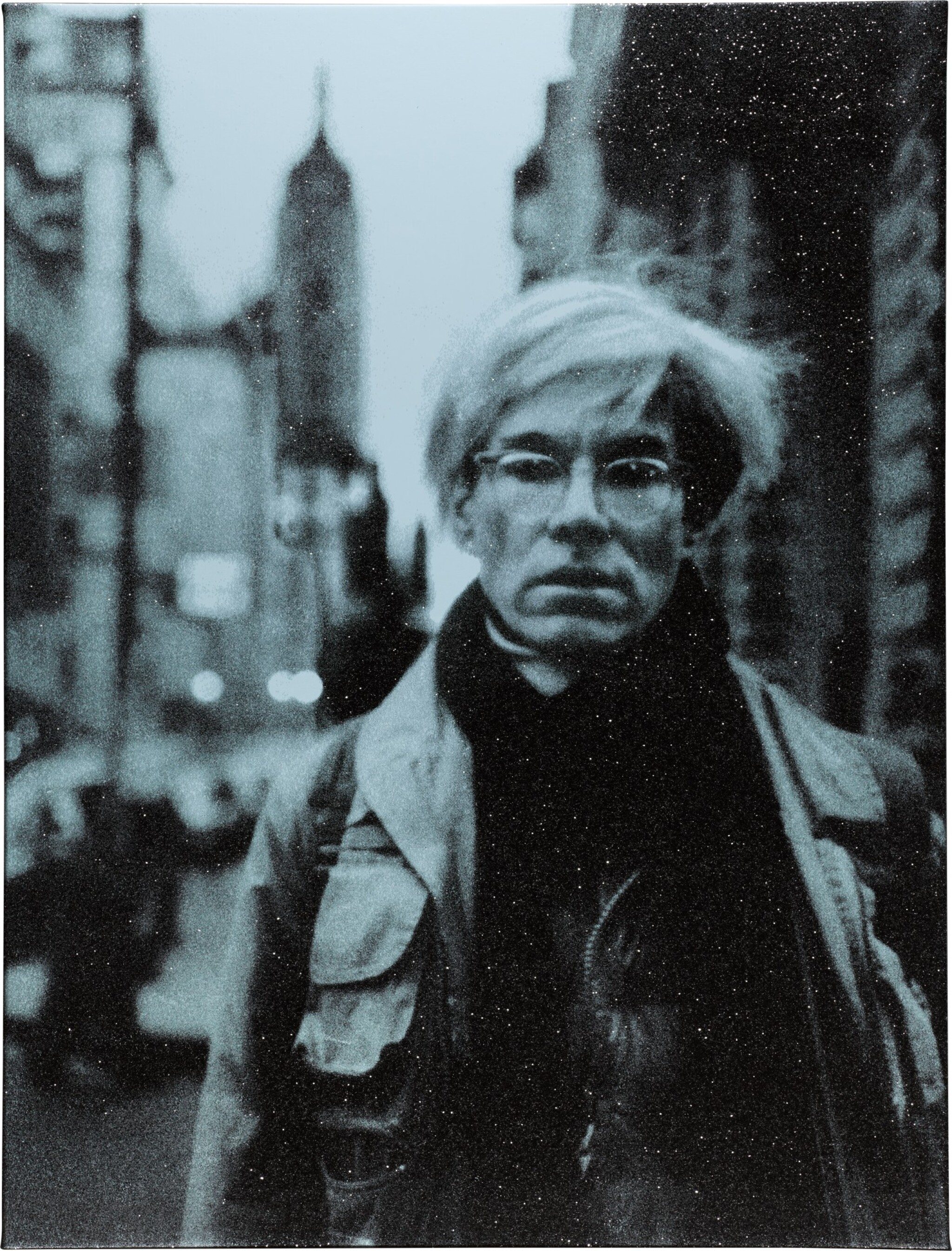 View full screen - View 1 of Lot 108. Andy Warhol, NYC.