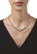 DIAMOND RIVIÈRE, TIFFANY & CO. | 鑽石項鏈,蒂芙尼