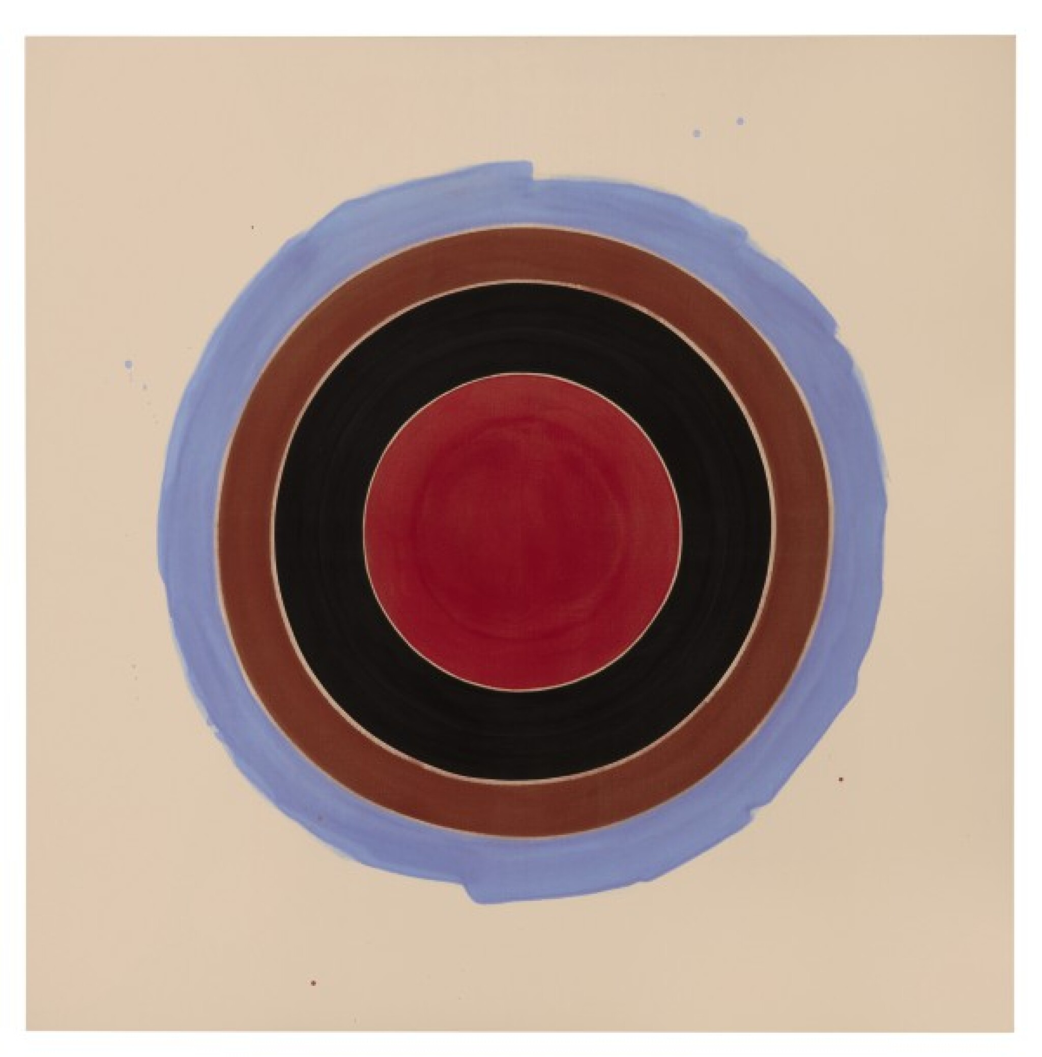 View full screen - View 1 of Lot 15. KENNETH NOLAND |  EMBER .