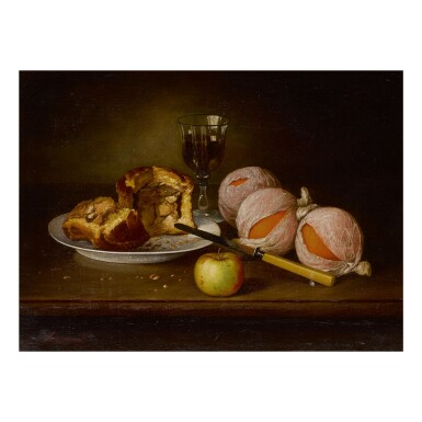Lot 161 SIRVENT | STILL LIFE WITH ORANGES