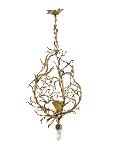 View 3. Thumbnail of Lot 169. Herve van der Straeten | 'Lustre' Chandelier.
