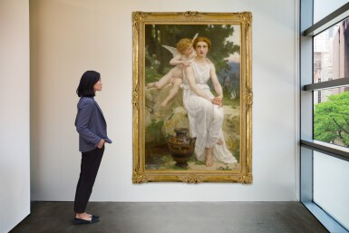 View 4. Thumbnail of Lot 14. GUILLAUME SEIGNAC     LOVE'S OFFERING .
