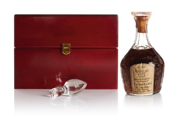 THE MACALLAN THE QUEEN MOTHER'S 80TH BIRTHDAY 40.0 ABV 1940